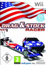 Drag & Stock Racer (Wii)