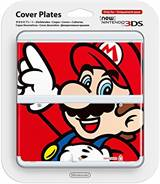 Cover Plates Mario (New Nintendo 3DS)
