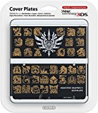 Cover Plates MH4U Black (New Nintendo 3DS)