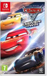 Cars 3 - Driven To Win (Switch)