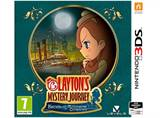 Layton`s Mystery Journey - Katrielle And The Milli...(3DS)