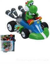 Yoshi Pull-Back Racers 12 CM