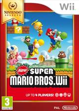 New Super Mario Bros (Nintendo Select) (Wii)