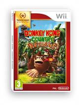 Donkey Kong Country Returns (Nintendo Selects) (Wii)