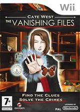 Cate West - The Vanishing Files (Wii)