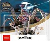 Nintendo Amiibo - TLOZ Breath Of The Wild - Guardian