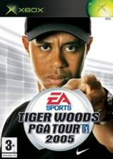 Tiger Woods PGA Tour 2005 (XBOX)
