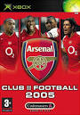 ARSENAL Club Football 2005 (XBOX)