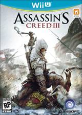 Assassins Creed III (WiiU)