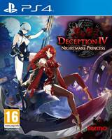 Deception IV - The Nightmare Princess (PS4)