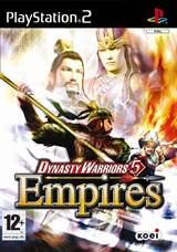 Dynasty Warriors 5 Empires (PS2)