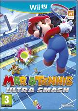 Mario Tennis - Ultra Smash (WiiU)