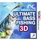 Angler`s Club Ultimate Bass Fishing 3D (3DS)