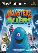 Monster vs Aliens (PS2)