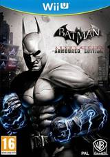 Batman - Arkham City (Armoured Edition) (WiiU)