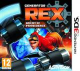 Generator Rex - Agent Of Providence (3DS)