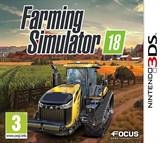 Farming Simulator 18 (3DS)