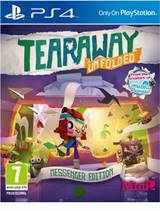 Tearaway - Unfolded (Messenger Edition) (PS4)